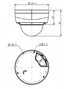 Kích thước TC-C32KM