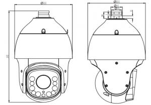 Kích thước TC-H326S